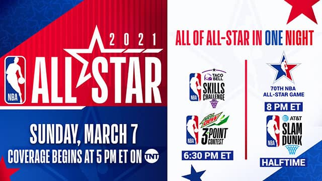 NBA All-Star Game 2021